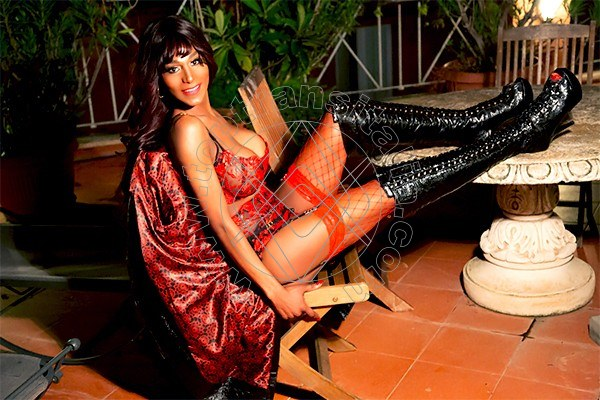 Foto 4 di Flavia Lins Pornostar trans Verona