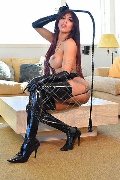 Foto hot di Padrona Eloah Angel mistress trans Milano
