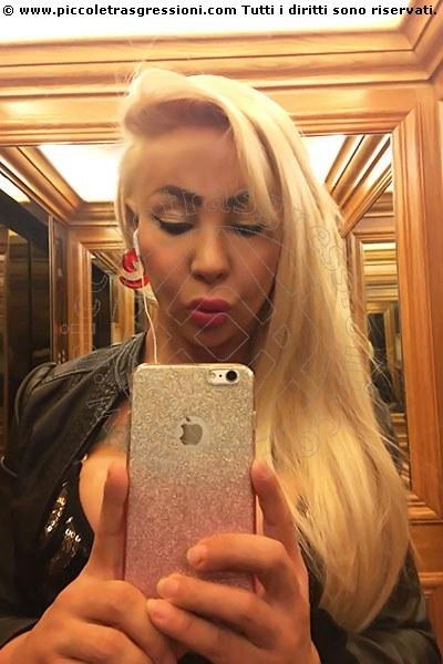 Foto selfie di Daniela trans Lisbona