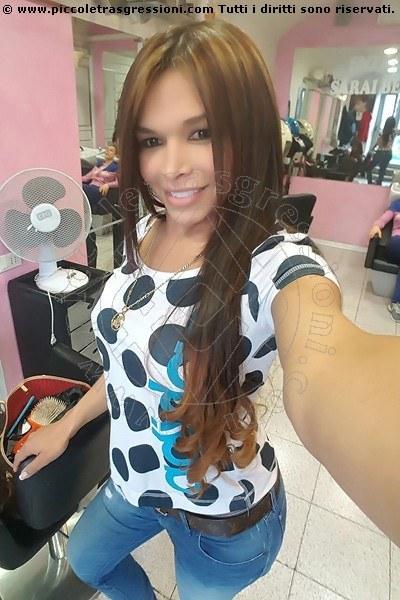 Foto selfie 128 di Daniela Kosan trans New York