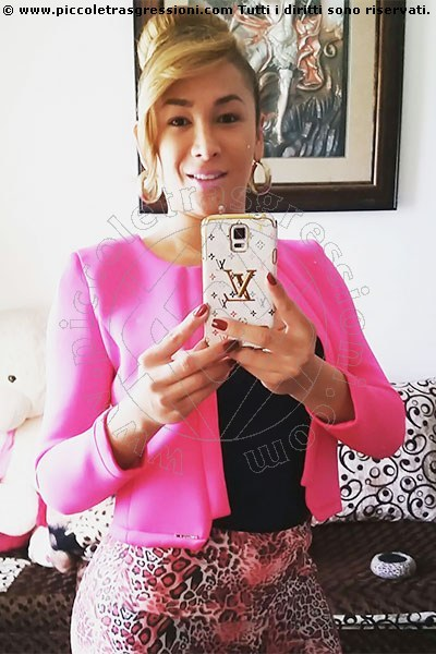 Foto selfie 45 di Gabriella Novita' trans Montevarchi